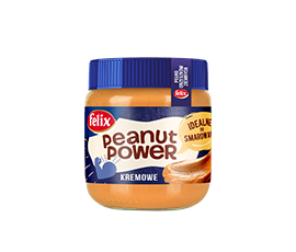 Peanut Power Kremowe